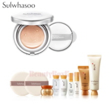 SULWHASOO Perfecting Cushion Brightening Set 9items  [Monthly Limited -June 2018]